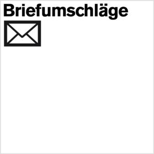 Produkt-Icon für die Bestellung von Briefumschläge im Shop